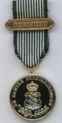 De Danske Forsvarsbrødres Fortegnstmedalje
