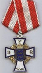De Danske Forsvarsbrødres Æreskors