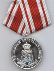 De Danske Forsvarsbrødres Æresmedalje