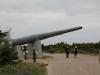Kanonen ved Hanstholm Bunkermuseum